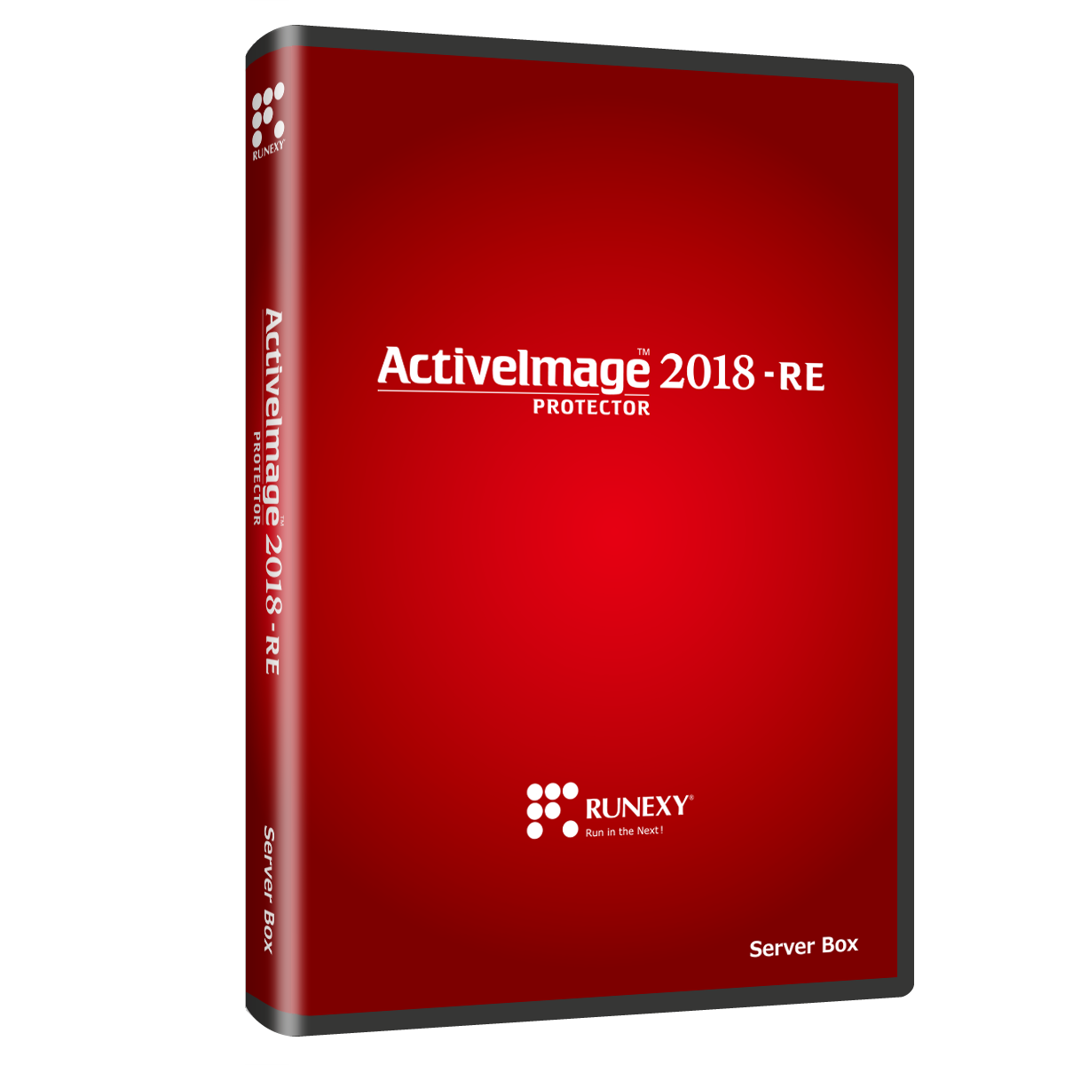 ActiveImage Protector 2018-RE パッケージ画像